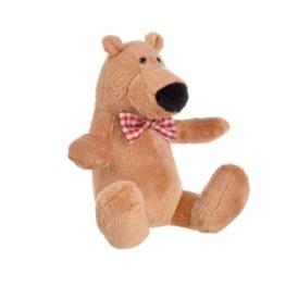 Мягкая игрушка Same Toy Полярный мишка светло-коричневый 2